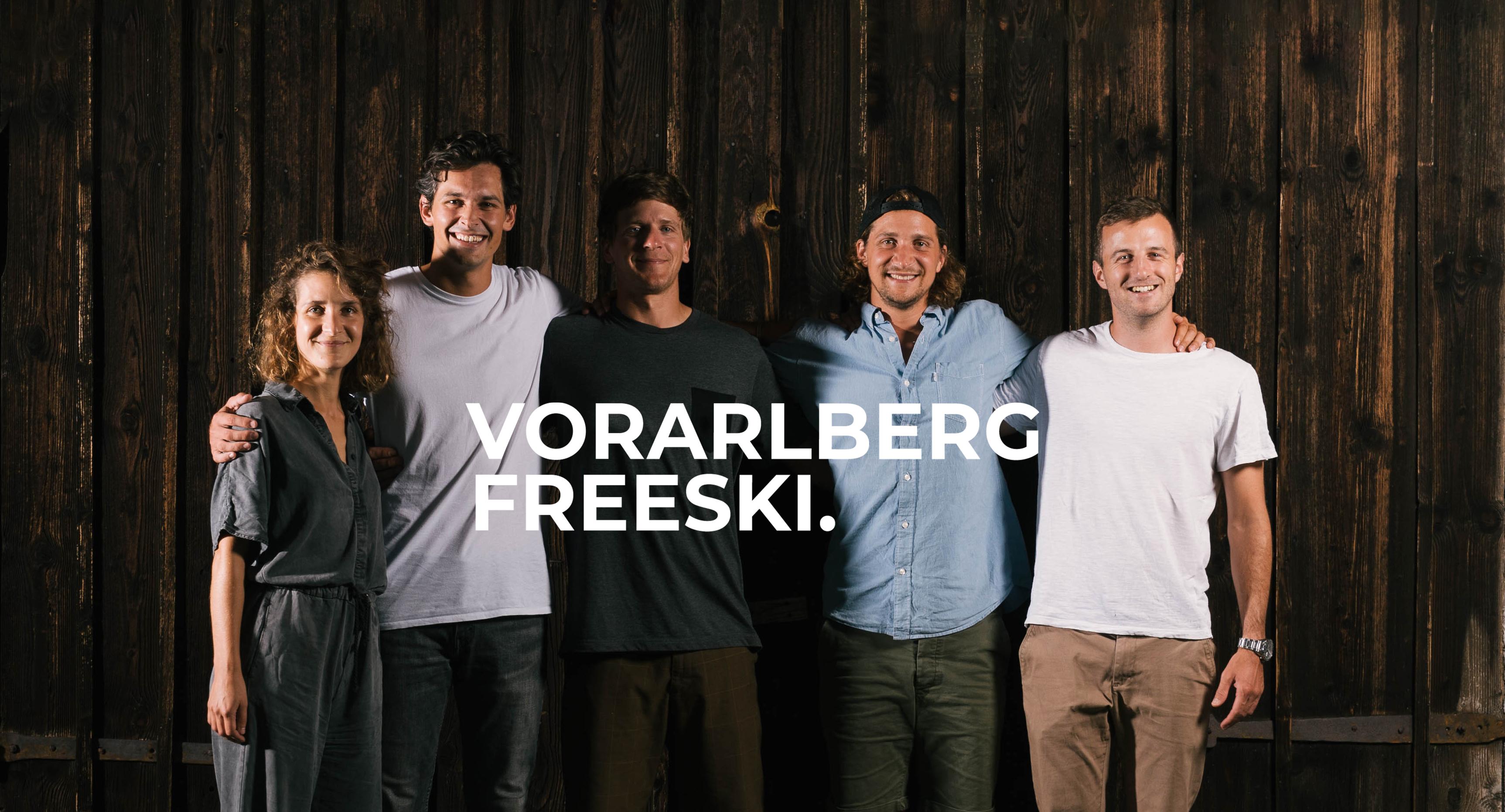 Vorarlberg Freeski_Team